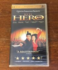 Jet Li Hero Umd Video For Psp Brand New Sealed Hero Umd