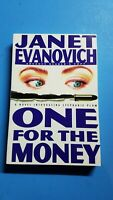 Janet Evanovich One For The Money  Paperback Advance Copy ARC proof