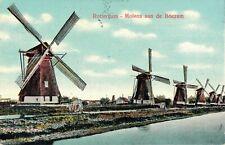 Netherlands Rotterdam Molens aan de Boezem 03.81