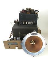 A 1961 FERRANTI VALVE AMPLIFIER, EPOCH SPEAKER, JASONKIT TUNER &CIRCUIT DIAGRAMS