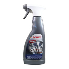 SONAX FULL EFFECT WHEEL CLEANER 16.9OZ 230200 SPRAY ALLOY CHROME PAINTED STEEL