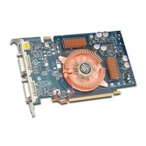 BFG NVIDIA GeForce 6600 GT OCX 128 MB GDDR3 SDRAM PCI Express Graphics Card