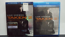** Taken 2 - Unrated (Blu-ray + DVD) - Liam Neeson - Ships Free!