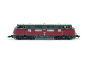 Diesellokomotive DB BR 220, Märklin Z 88206 neu, OVP
