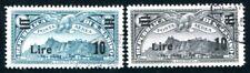 SAN MARINO 1942 239-240 gestempelt FLUGPOST 130€(K9166