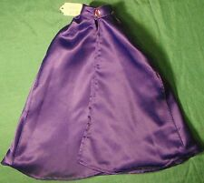 """Purple Cape for 18"""" Supersize Barbie, American Girl or 22"""" Hannah Montana SSC233"""