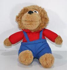 "The Berenstain Bears Brother Plush Stuffed Bear Lovey 9"""