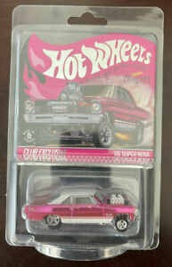 2021 Hot Wheels RLC Exclusive Pink '66 Super Nova Blast From The Past IN HAND
