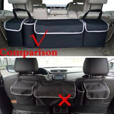 Car Trunk Organizer Car Interior Accessory Back Seat Storage Box Bag Oxford