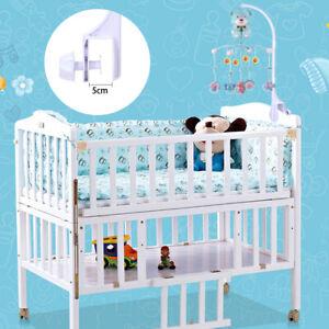 Babybett Mobile Halterung Musikalisch Kinder Krippe Glocke Arm Spielzeughalter