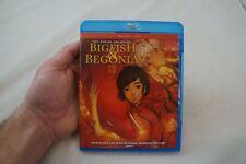Big Fish & Begonia W/O Slipcover (Blu-Ray/Dvd, 2-Disc Set, 2016) *No Digital, #3