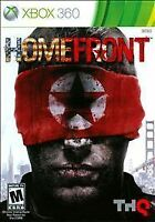 Xbox 360 : Homefront VideoGames