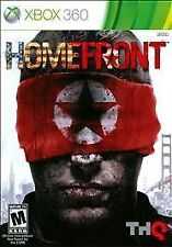 Homefront (Microsoft Xbox 360, 2011) Platinum Hits (Works Great) Fast Shipping!