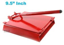 "Tortilla Press 9.5"" Red Heavy Duty Iron Restaurant Commercial Authentic..."