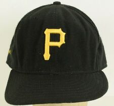 """Pittsburgh Pirates New Era Pimpin 7 3/4"""" MLB fitted embroidered Baseball Cap Hat"""