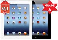 Apple iPad 4th WiFi Tablet RETINA | Black or White | 16GB 32GB 64GB 128GB (R)