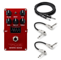 New Vox Valvenergy Mystic Edge Preamp AC Overdrive Guitar Effects Pedal