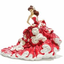 The English Ladies Co. Figurine : Scarlett Enchantment - Now in stock