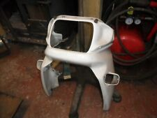 BMW F650 Funduro headlight fairing , breaking rolling chassis