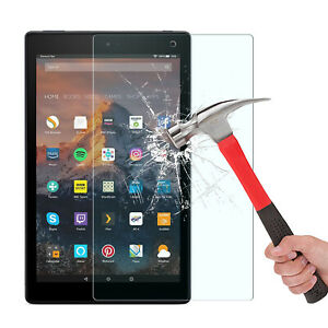 """For Amazon Fire 7.0"""" 9th Generation 2019 Tempered Glass Film Screen Protector"""