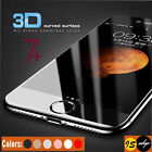 3D Full Coverage Anti Scratch Tempered Glass Screen Protector For iPhone 7 Plus