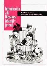 Introduccion a LA Literatura Infantil Y Juvenil-ExLibrary