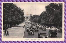 Carte Postale - Paris l' Avenue Foch