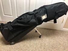 NEW Sun Mountain 2020 ClubGlider Team Golf Travel Bag Black