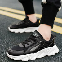 Men's Running Shoes Outdoor Sports Breathable Walking Casual Sneakers Fashion
