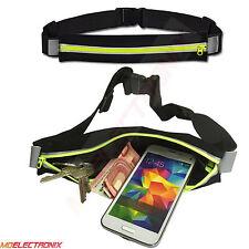 HQ Joggingtasche Laufgürtel Sport Tasche für Samsung Galaxy S GT-i9000 GELB