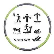 100CM Fitness Equipment Hula-hoop Lose weight tools Hoops Massage Hula Hoops