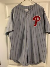 Philadelphia Phillies Authentic Vintage Men's Jersey Size XL