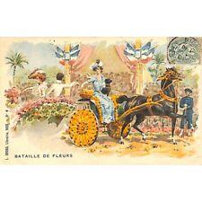 [06] Nice - Le carnaval. Bataille de fleurs.