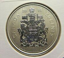 Canada  2014 Specimen 50 Cents