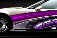 RACE CAR GRAPHICS Vinyl Decal IMCA Late Model SCCA 2012 Racing Side Stripes