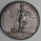 Prussia 1786 Silver Medallic Thaler Friedrich Wilhelm II Ascension