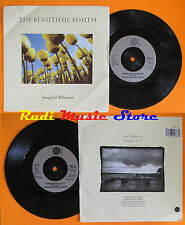 LP 45 7'' THE BEAUTIFUL SOUTH Song for whoever Straight in at 1989 GO! cd mc dvd