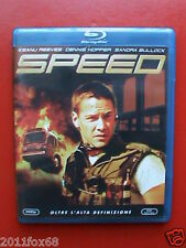 speed keanu reeves sandra bullock dennis hopper blu-ray disc usato dvd's dvds id