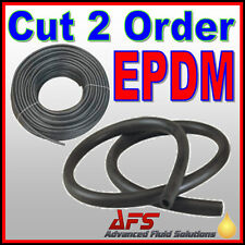 6mm ID 1/4 EPDM Smooth Rubber Tubing Coolant Radiator Hose Brake Fluid Tube Pipe