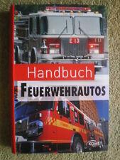 Feuerwehrautos Handbuch - Feuerwehr Löschfahrzeug Leiterwagen Oldtimer