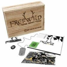 FREI.WILD – FEINDE DEINER FEINDE STRENG LIMITIERTE HOLZ BOX CD + DVD EMP EDITION