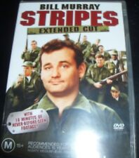 Stripes Extended Cut (Bill Murray) (Australia Region 4) DVD – New