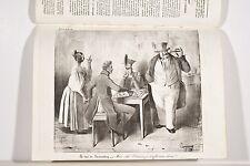 CHARIVARI 1833 Litho BENJAMIN Duc de Luctemberg Mon cher Nemours...