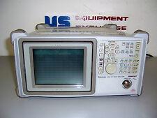 9683 TEKTRONIX / ADVANTEST U4941 RF FIELD ANALYZER 9 KHZ - 2.2 GHZ