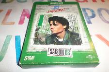 21 JUMPSTREET - Integrale saison 3 / JOHNNY DEPP / COFFRET 5 DVD SERIE TELE