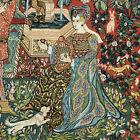 Tapestry Wall Hanging Le Roman de la Rose by Anne-Roland Aknin Renaissance