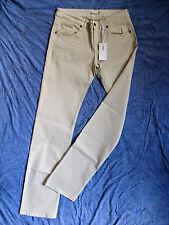 TEQUILA SOLO Damen Jeans Stretch Gr.38 W28/L32 low waist slim fit straight leg
