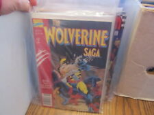 Wolverine Saga  1 2 3 4  COMPLETE series Marvel Comics