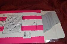 Victoria Secret CT Pantyhose Lasting Luxuries MEDIUM SILVER CLOUD DISCONT'D V60