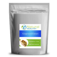 60 Grapeseed Extract - UK Made High Quality Sport Supplement